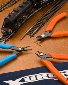Xuron® Model Railroader's Tool Kit.