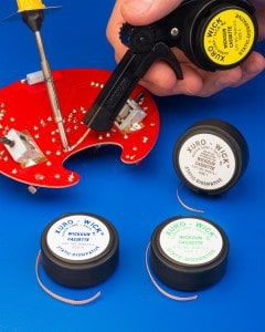 Desoldering Made Easier and Safer