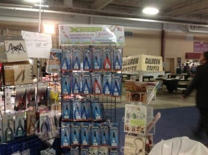 Caldron Crafts had a full display of Xuron® Tools