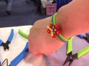 Fun bracet from Elements by Yvonne