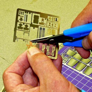 Photo Etch Tools for Modelers
