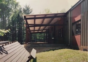 1995 addition to headquarters