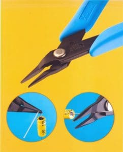Xuron® Model 485C Combination Cutter and Chain Nose Pliers.