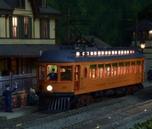 The Somerset County Model Railroad Ol' Number 36