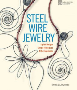 Steel Wire Jewelry book by Brenda Schweder