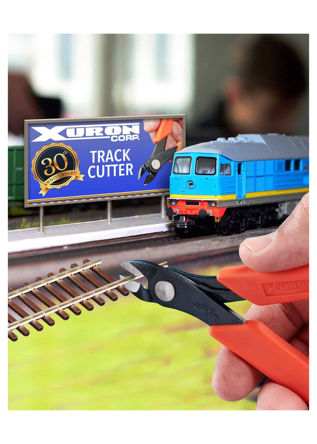 Model Railroad Track: A Beginners Guide to Rail Cutting