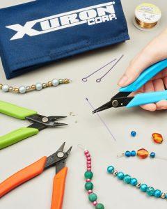 Xuron Model TK2600 Bead Stringer's Tool Kit.