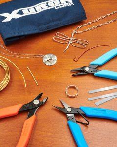Xuron® Model TK4200 Metalsmith's Tool Kit.