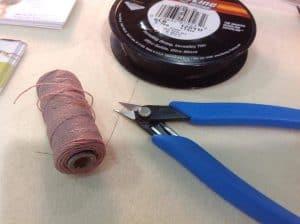 Xuron® Model 441 Thread & Cords Scissors is versatile.