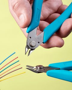 XURON® LX Series Micro-Shear® Flush Cutters.