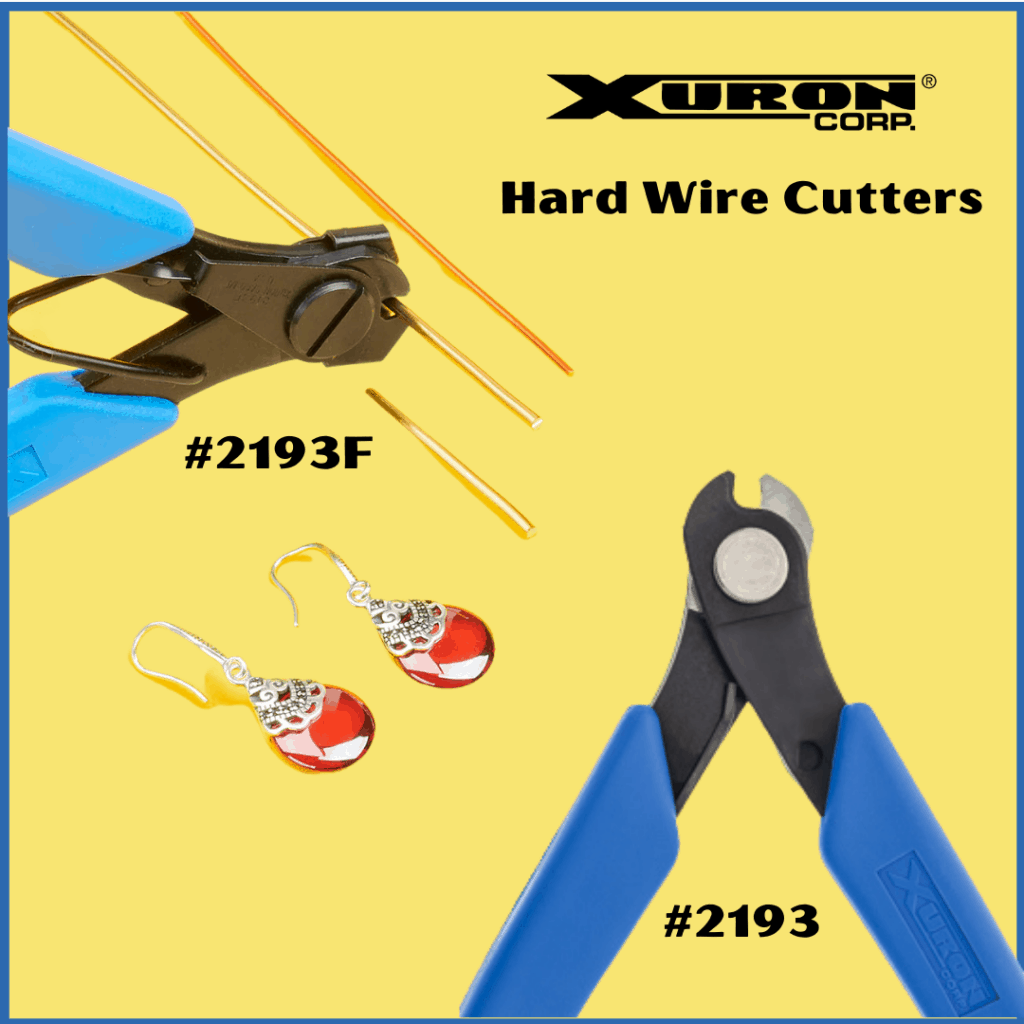 Xuron® Hard Wire Cutters.