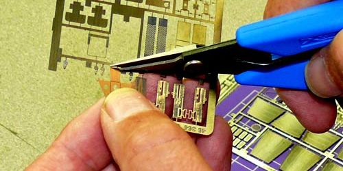 Quality photo etch tools are important, and so is technique.